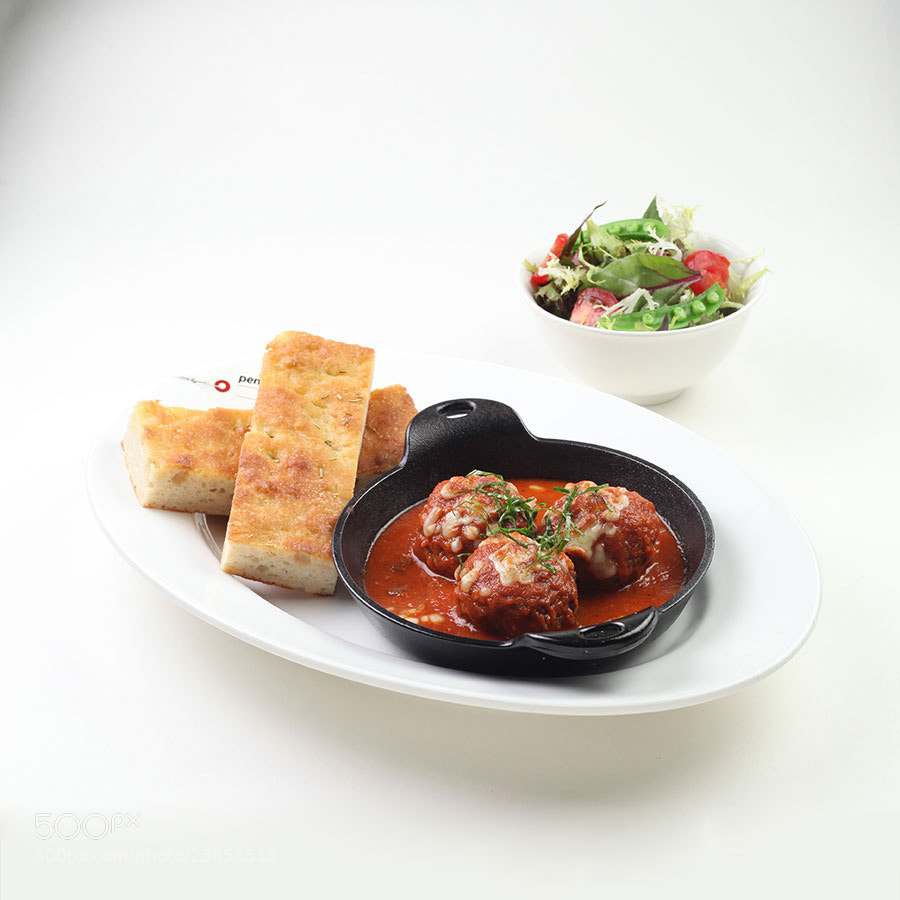 cheese baked meatballs