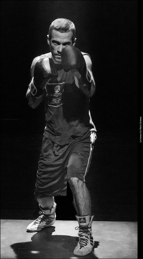 Le boxeur de Mario Groleau sur 500px.com