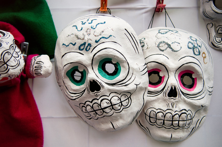 México City Day of the dead by Cattiva Kat on 500px.com