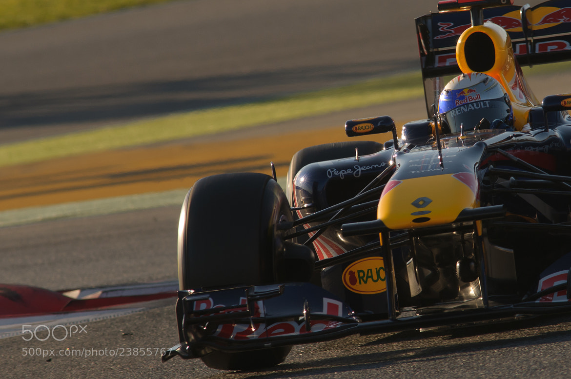 Photograph Vettel by blank_re on 500px