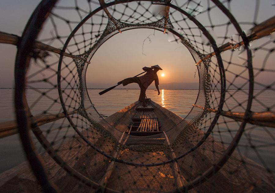 茵莱湖的舞者, автор — 逍遥游 на 500px.com