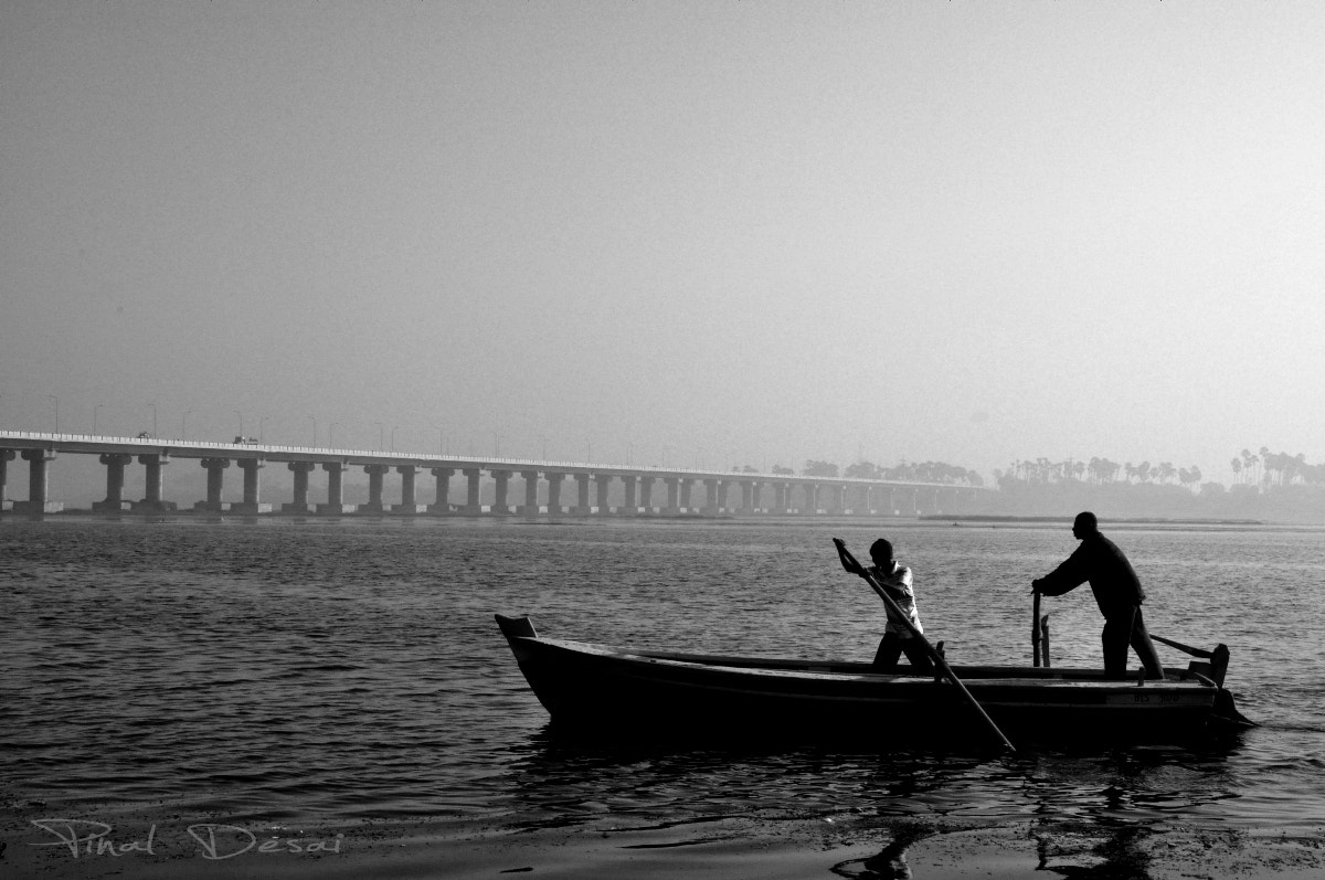 Photograph The Boatman by Pinal Desai on 500px
