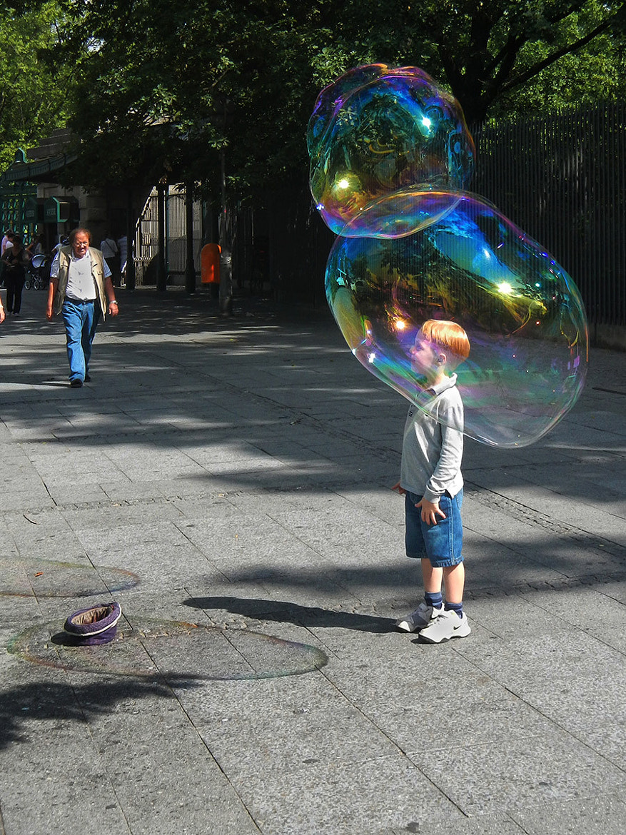 Photograph The world in a bubble by Piero Imperiale on 500px