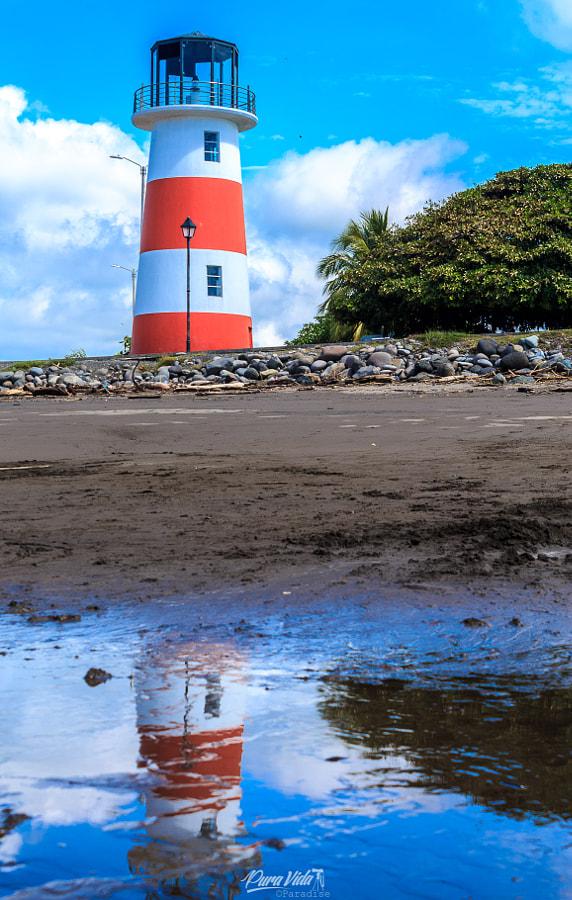 Faro Puntarenas 2 de Kenneth eduArte en 500px.com