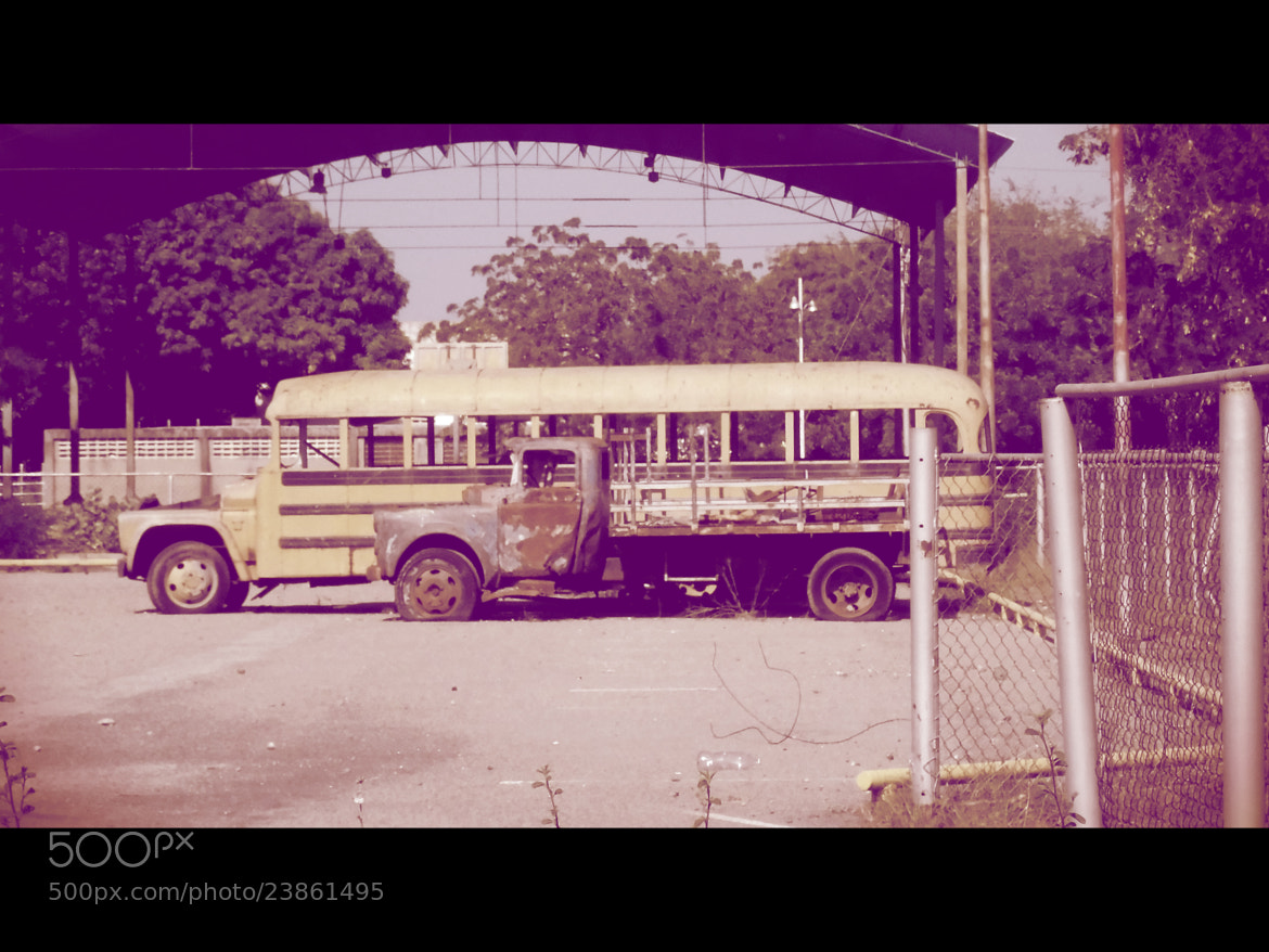 Photograph old transport by Antonhio Jossee on 500px