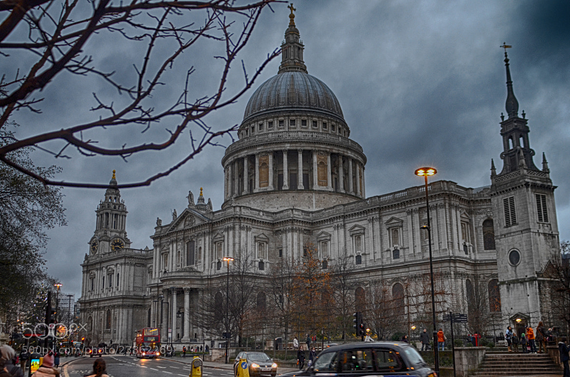 Photograph St Paul's Cathedral by Luca Marchesin on 500px