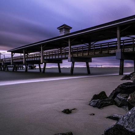 Exposed Pier