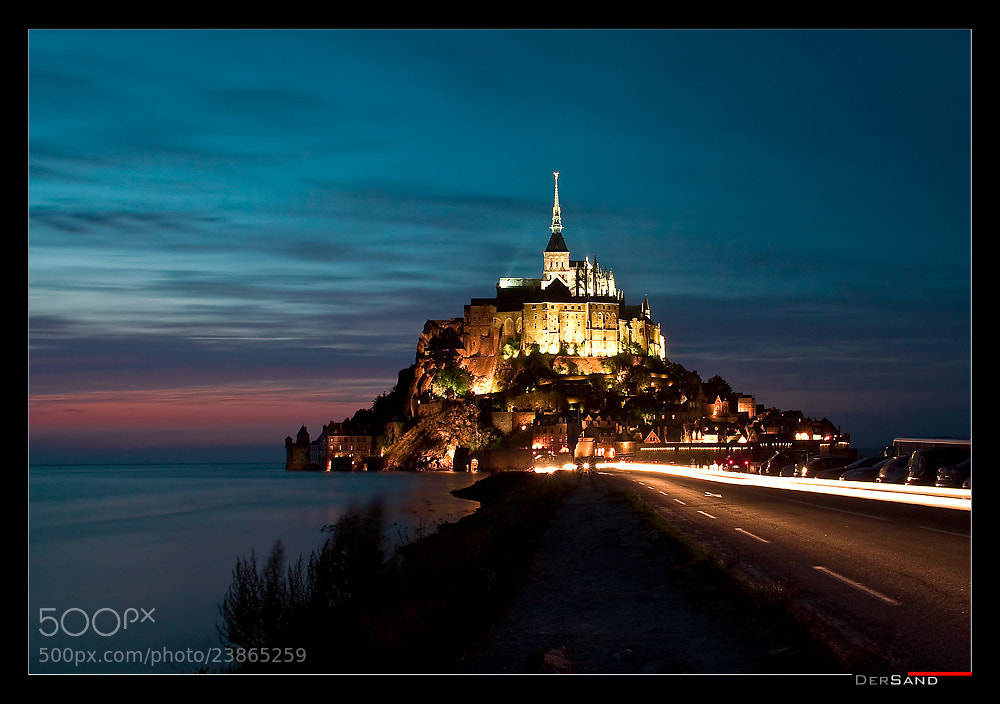 Photograph Mont-Saint-Michel  by Der Sand on 500px