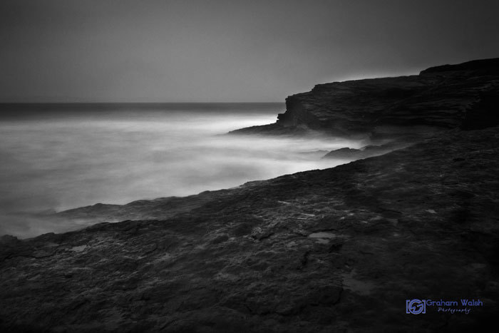 Photograph Dark Coast by Graham Walsh on 500px