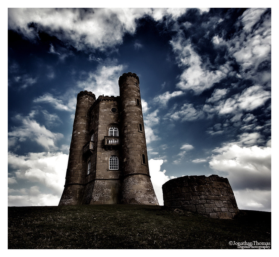 Photograph Return of the Tower by Jonathan Thomas on 500px