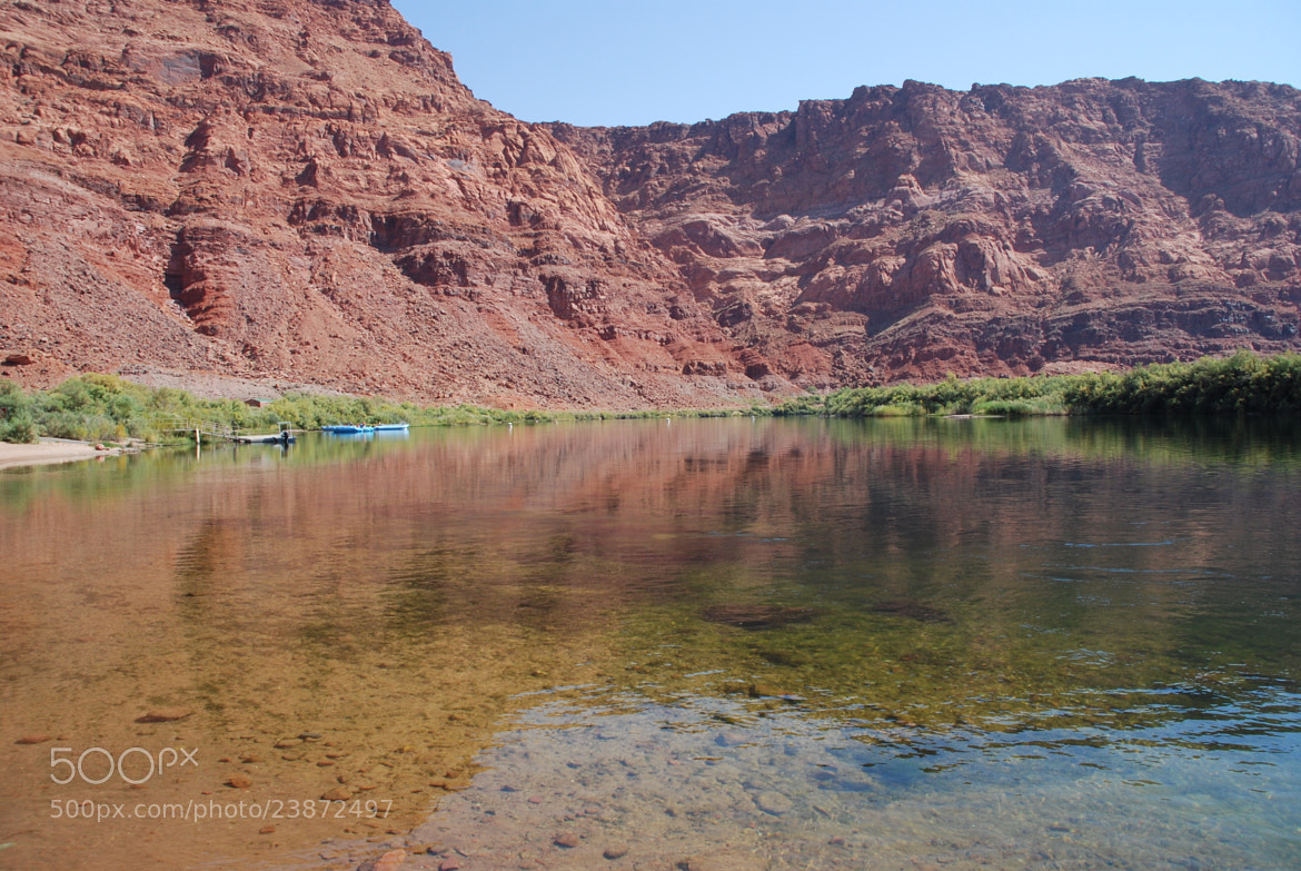 Photograph Colorado River at Lee's Ferry by Julius Oklamcak on 500px