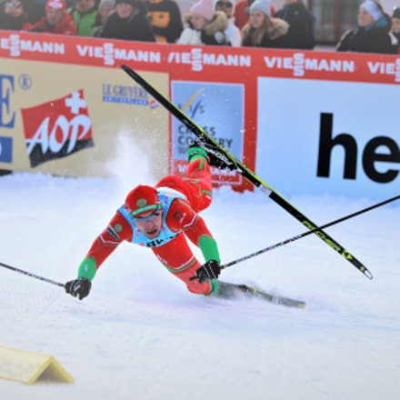 too fast - FIS nordic Worldcup Davos 2017