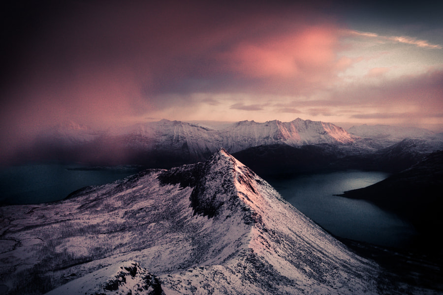 A morning at Mount Segla by Tobias Hägg on 500px.com