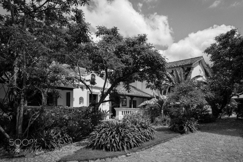 Photograph Casa de hacienda by JuMiLeAl  on 500px