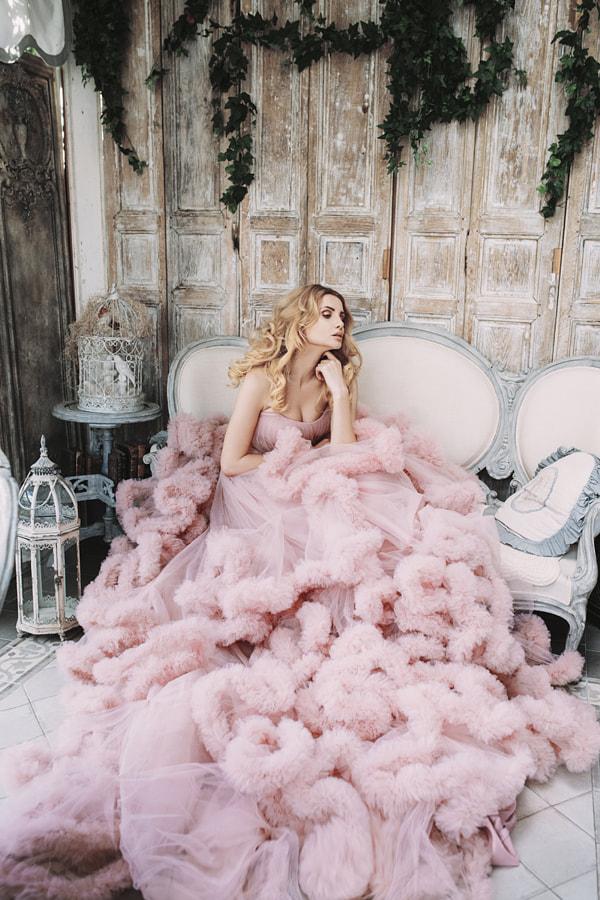 Pastel fashion by Jovana Rikalo