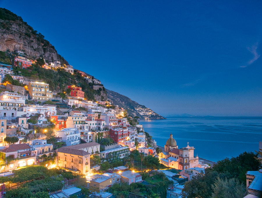 East from Positano by Des Paroz on 500px.com