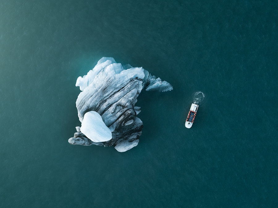 Iceberg by Olivier Symon on 500px.com