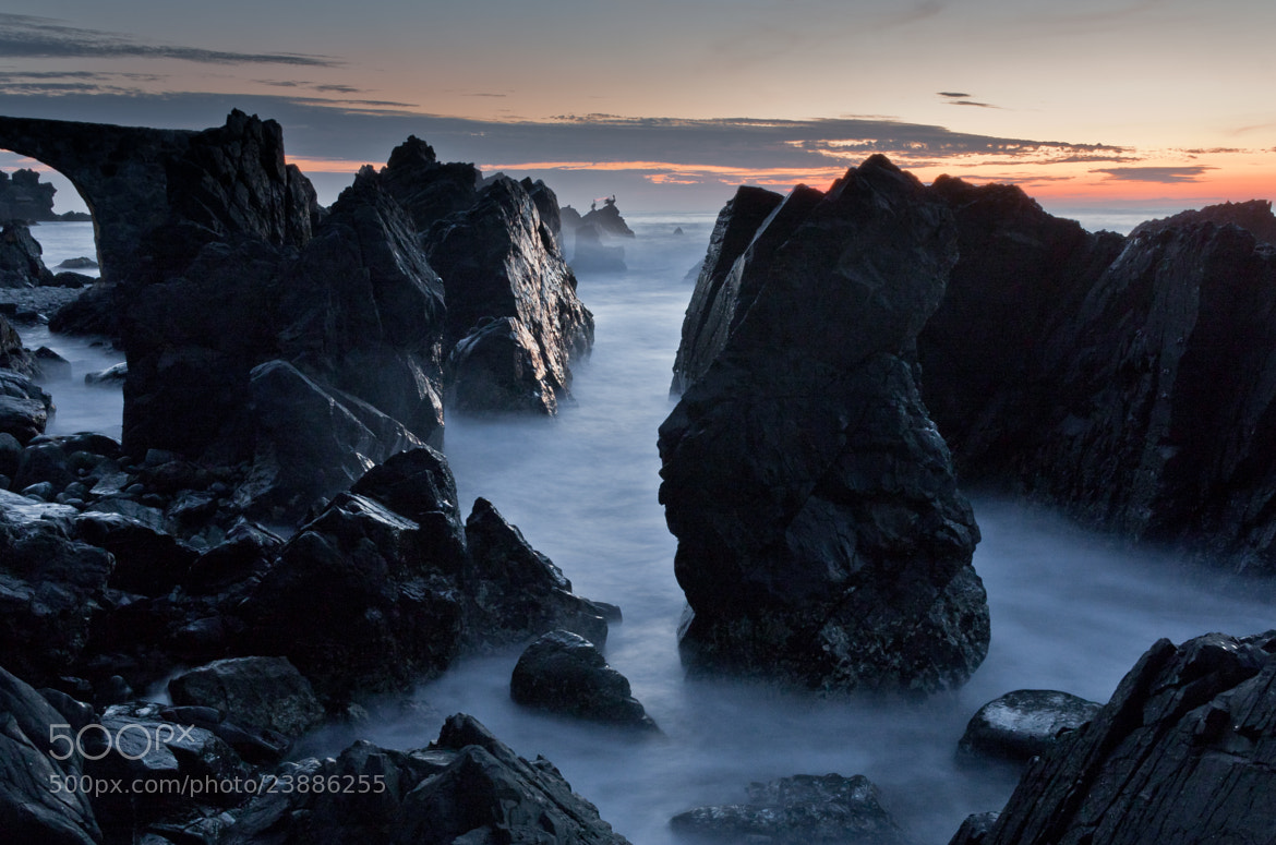Photograph rocks and sea... by Gerardo Aguilar on 500px