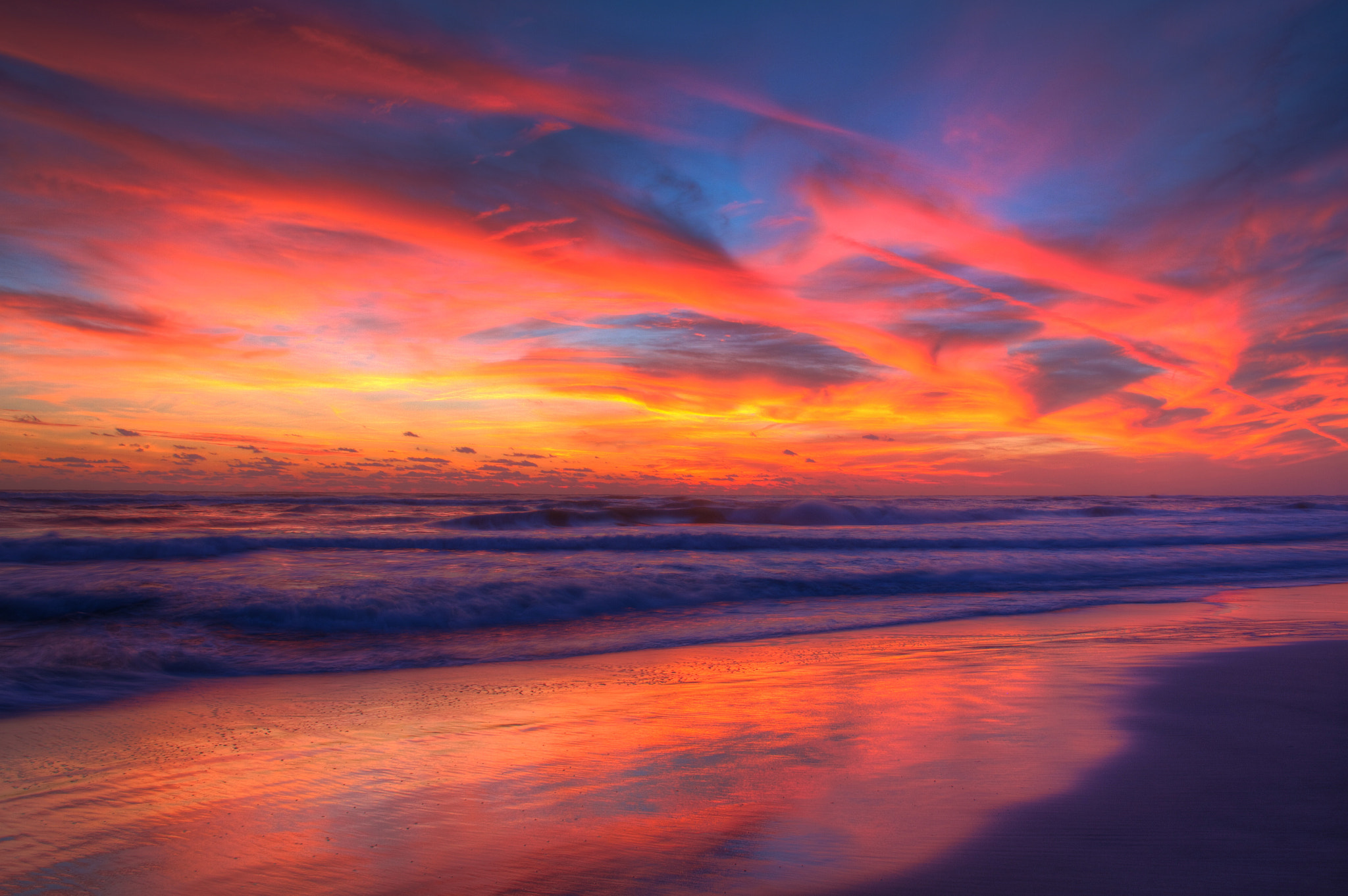 Photograph Seagrove Sunset by Logan Brown on 500px
