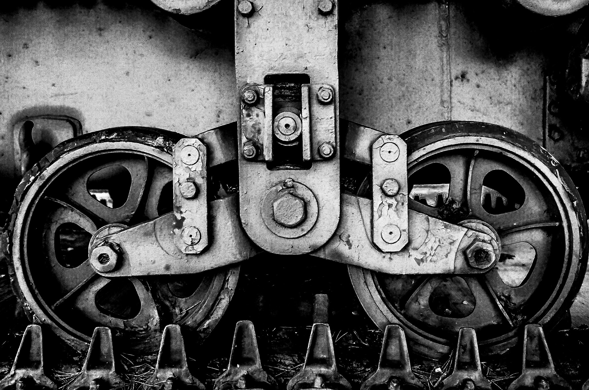 Photograph War Machine II by PJ Resnick on 500px