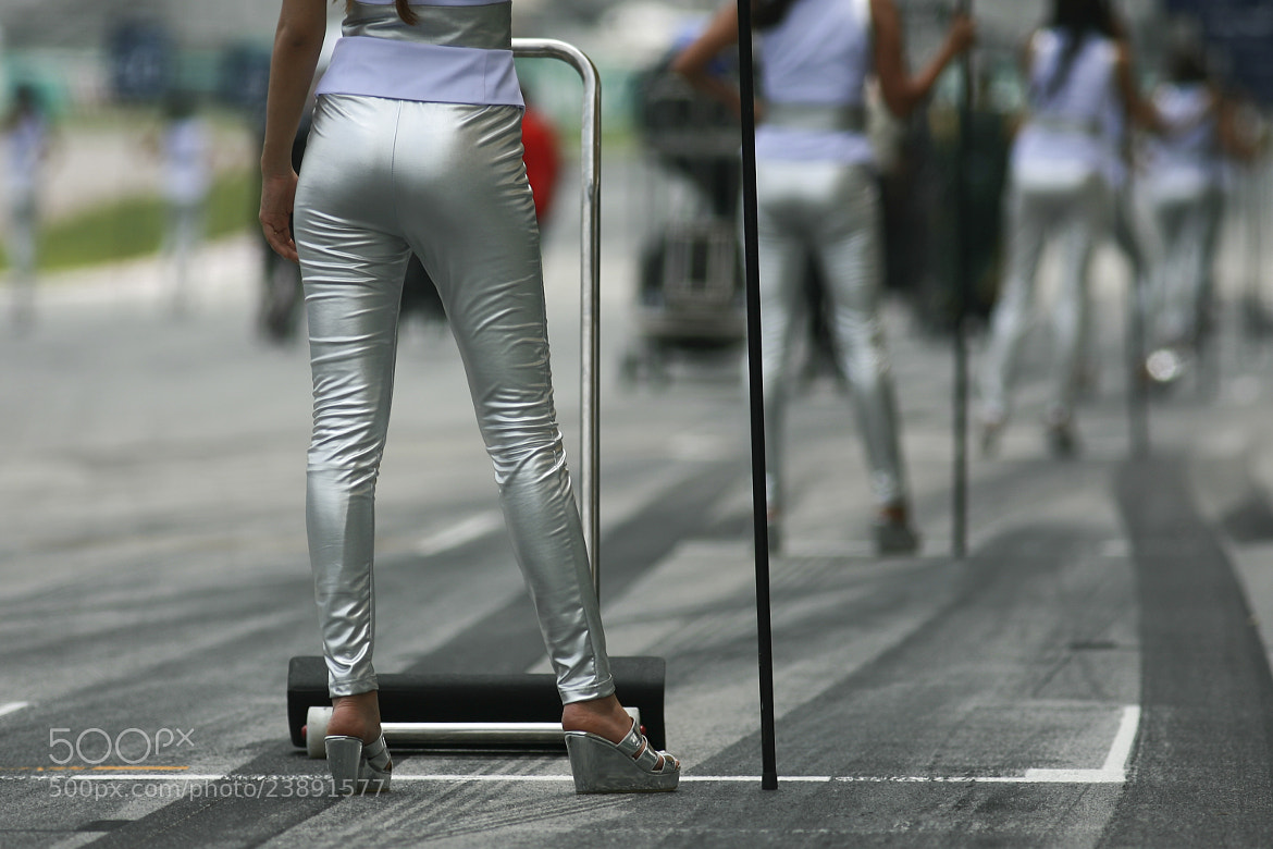 Photograph Grid Girls by Hazrin CRIC on 500px
