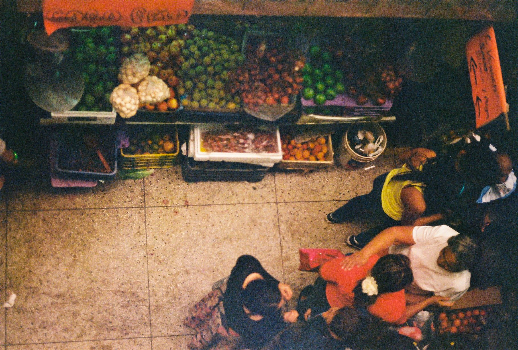 Photograph Film in the fruit market by Amber Miller on 500px