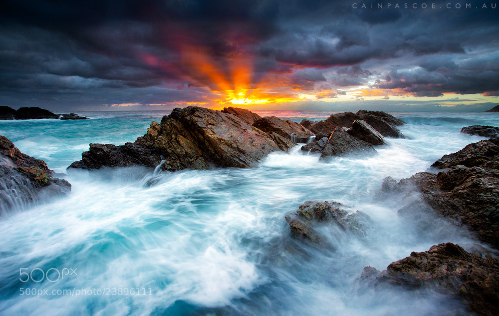 Photograph Beaming Burgess by Cain Pascoe on 500px