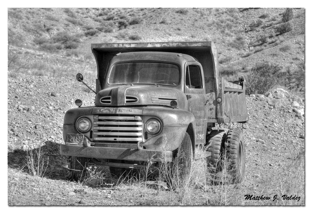 Photograph Ford by Matthew J.  Valdez on 500px