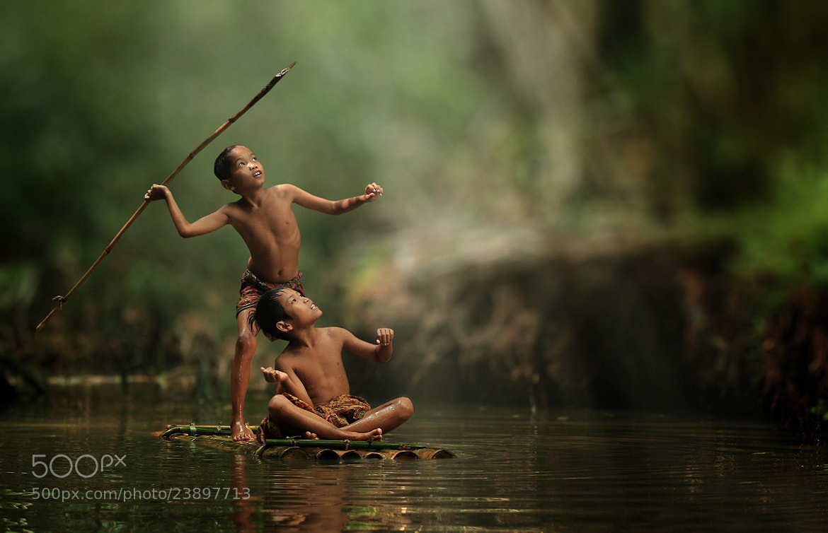 Photograph Hunting by Herman Damar on 500px