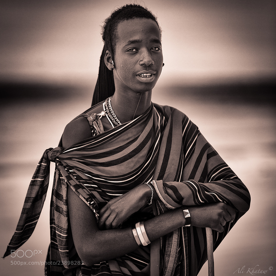 Photograph Masai by Ali Khataw on 500px