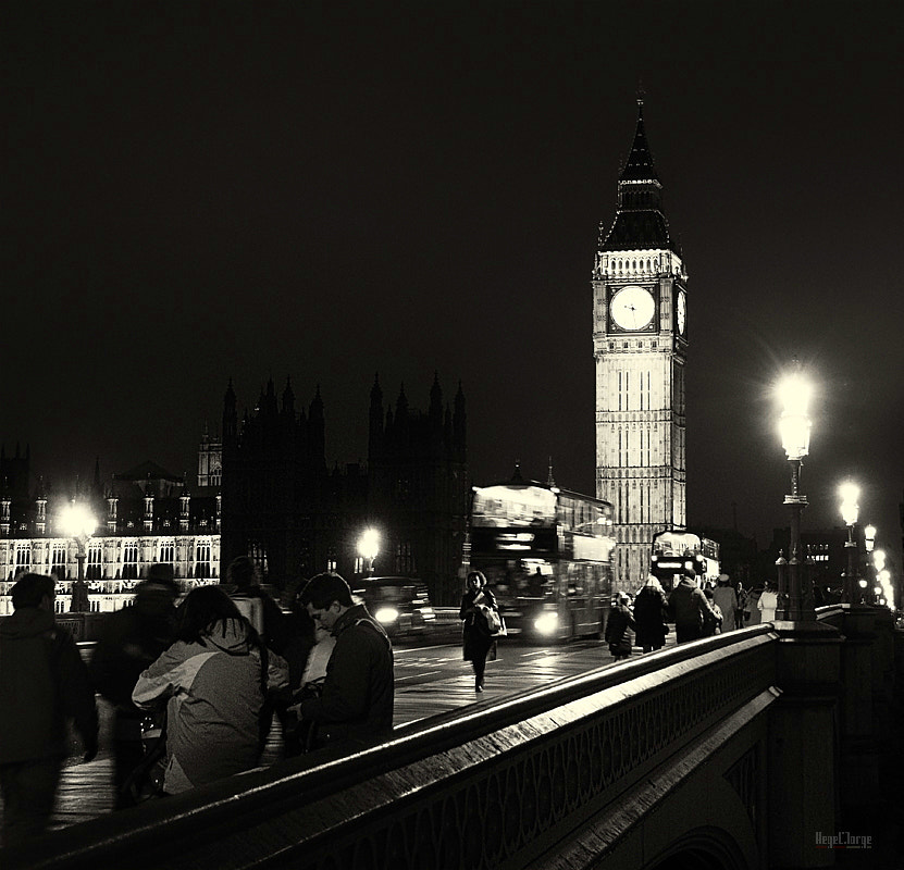 Photograph london night  by Hegel Jorge on 500px