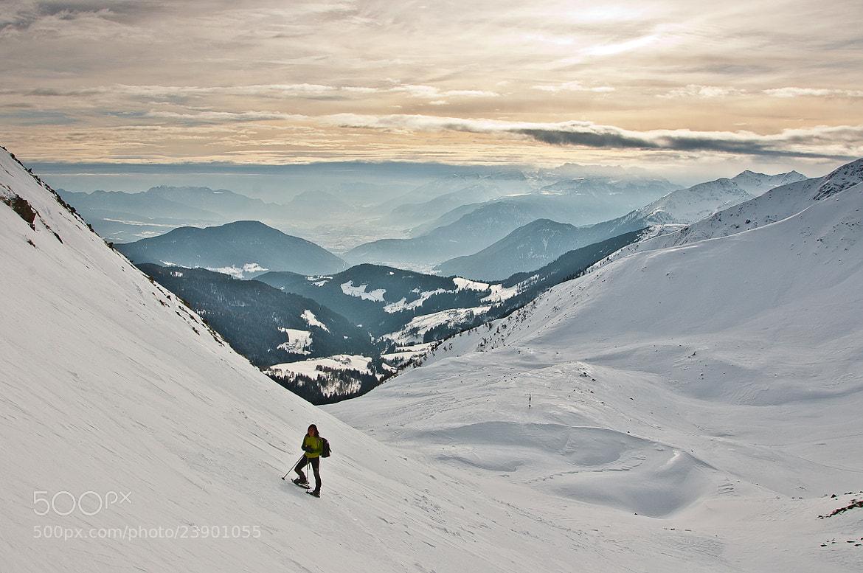 Photograph To the top - Verso la cima by Alessio Pellegrini on 500px