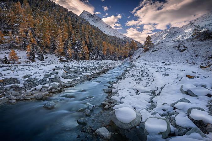 Chilly River