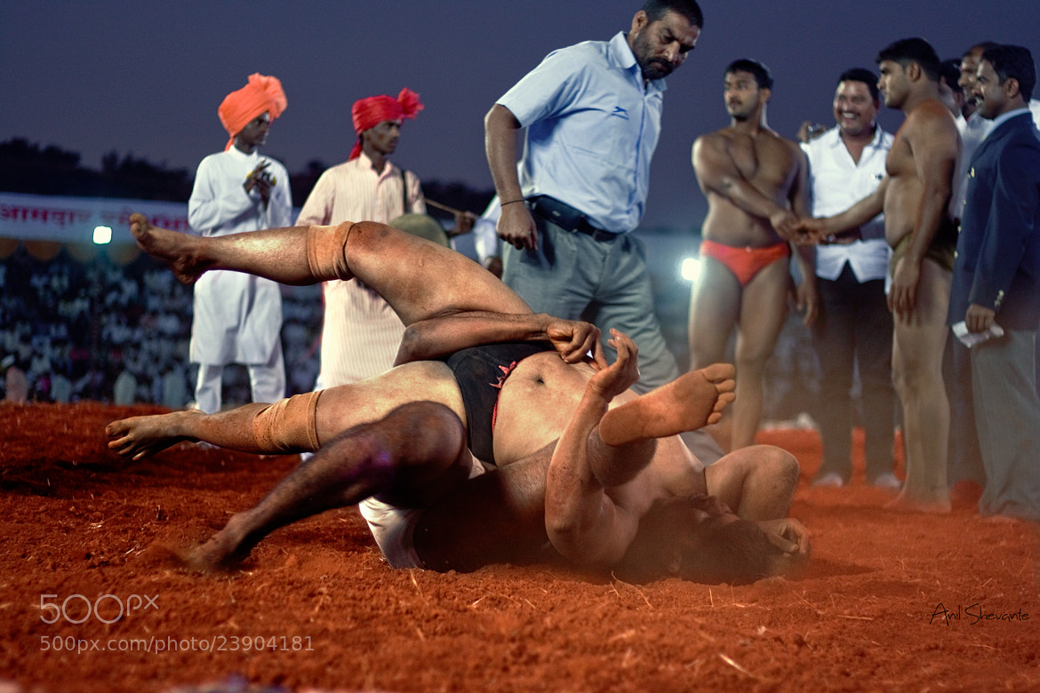 Photograph Kushti by Anil Shevante on 500px