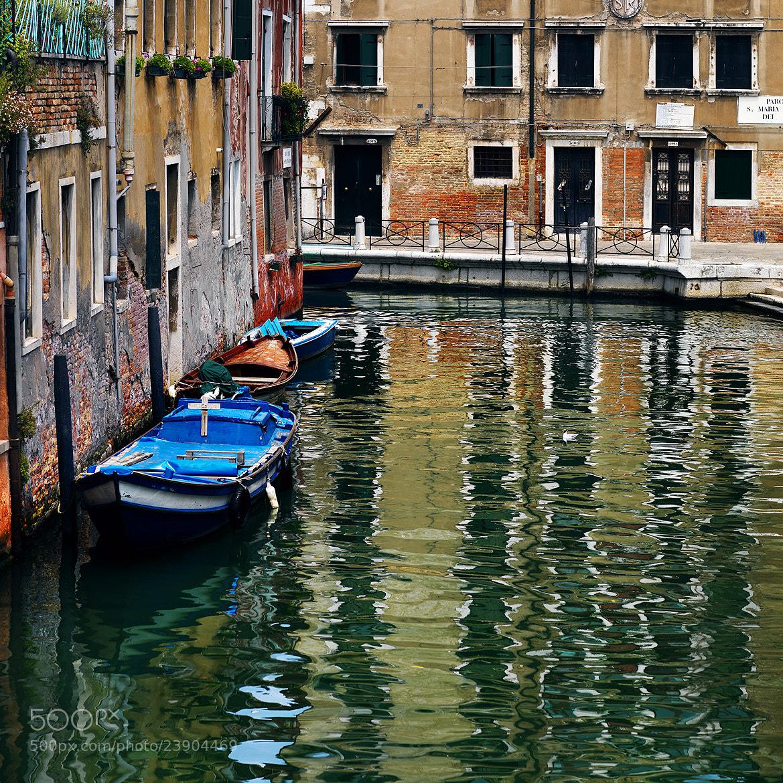 Photograph Venezia by Stas Blagenk on 500px