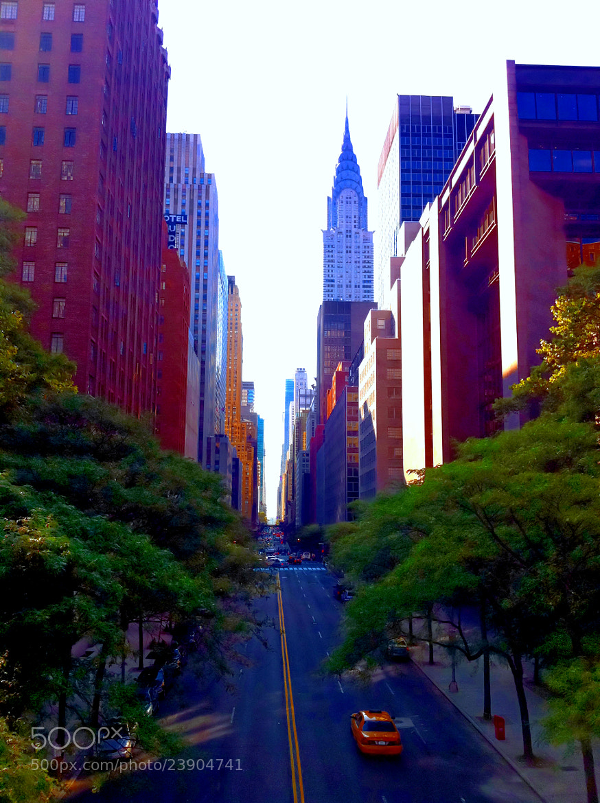 Photograph New York City is the place to discover and to be by Michael FRANCHITTI on 500px