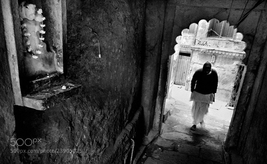 Photograph passerby | varanasi by Soumya Bandyopadhyay on 500px