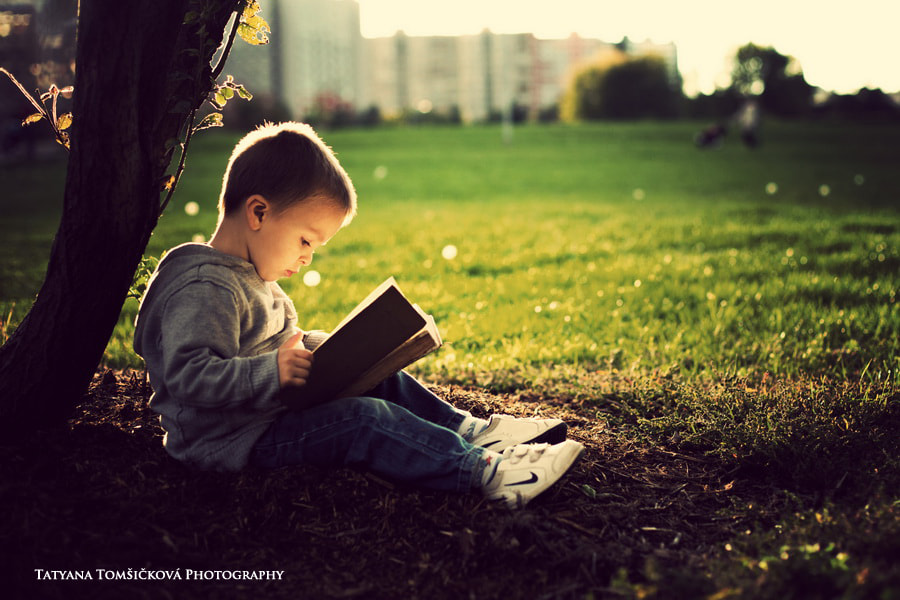 Photograph Reading on fresh air by Tatyana Tomsickova on 500px