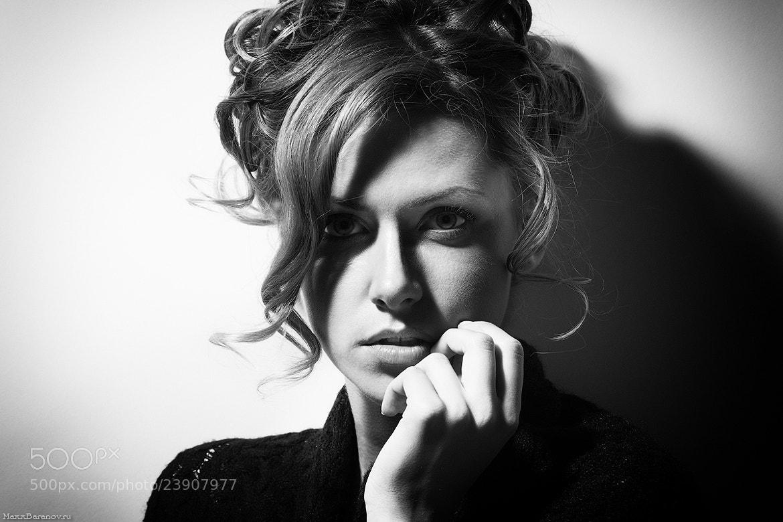 Photograph Olga ... by Maxx Baranov on 500px