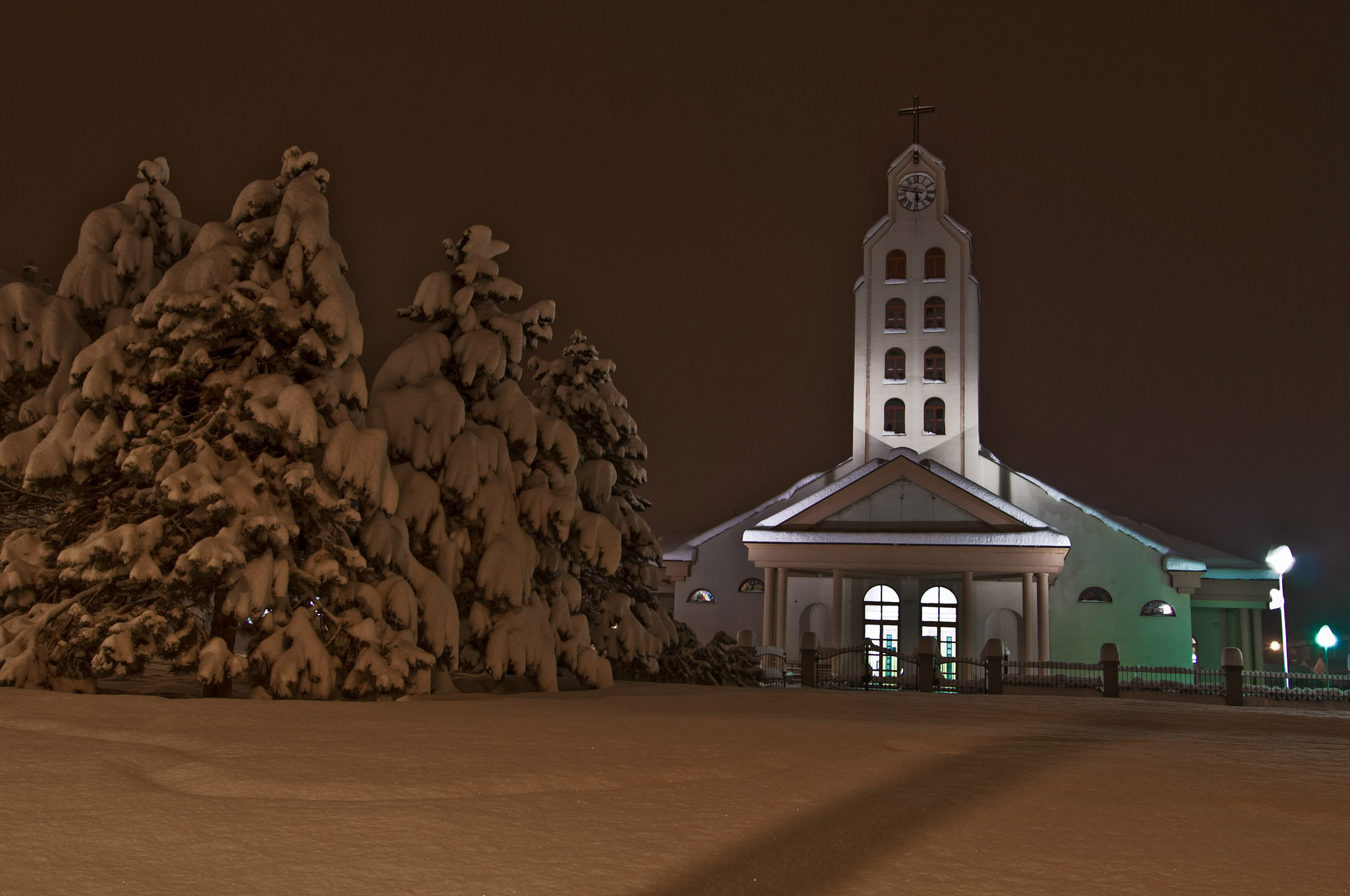 Photograph city (06) - church by Vlado Ferencic on 500px