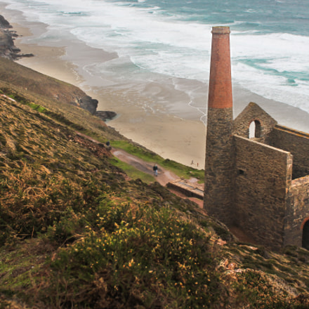 Wheal Coates Mine Building