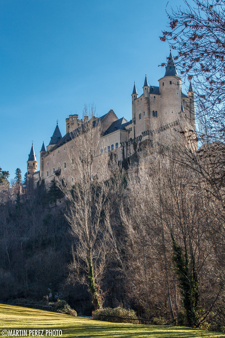 Photograph Alcazar de Segovia by Martín Pérez on 500px