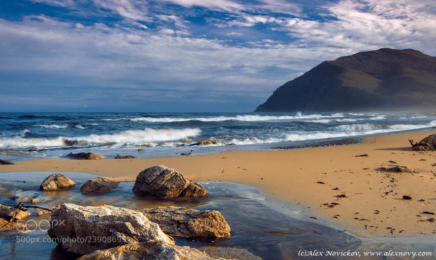 Photograph A seascape by Alexander Novickov on 500px