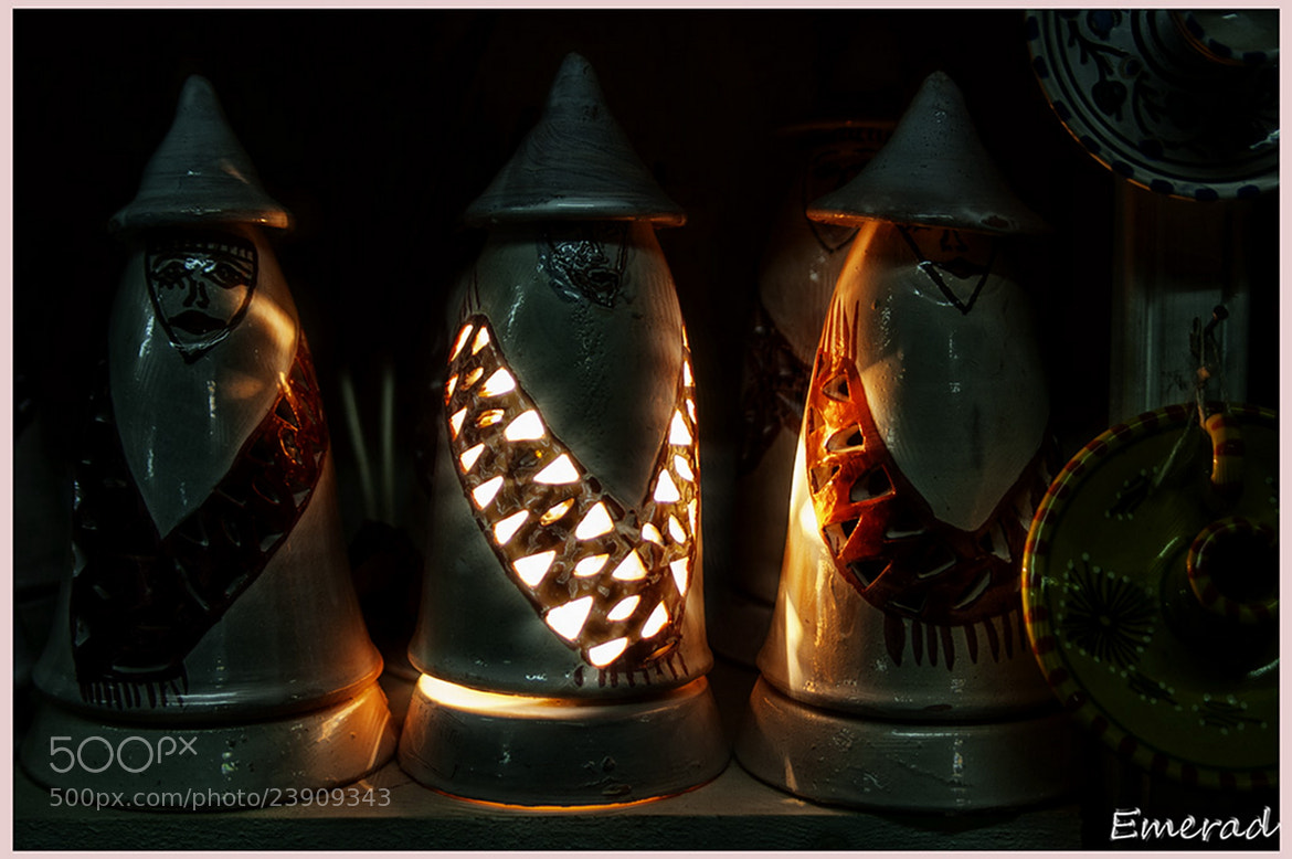 Photograph Lanterns by Emilio Cabida on 500px