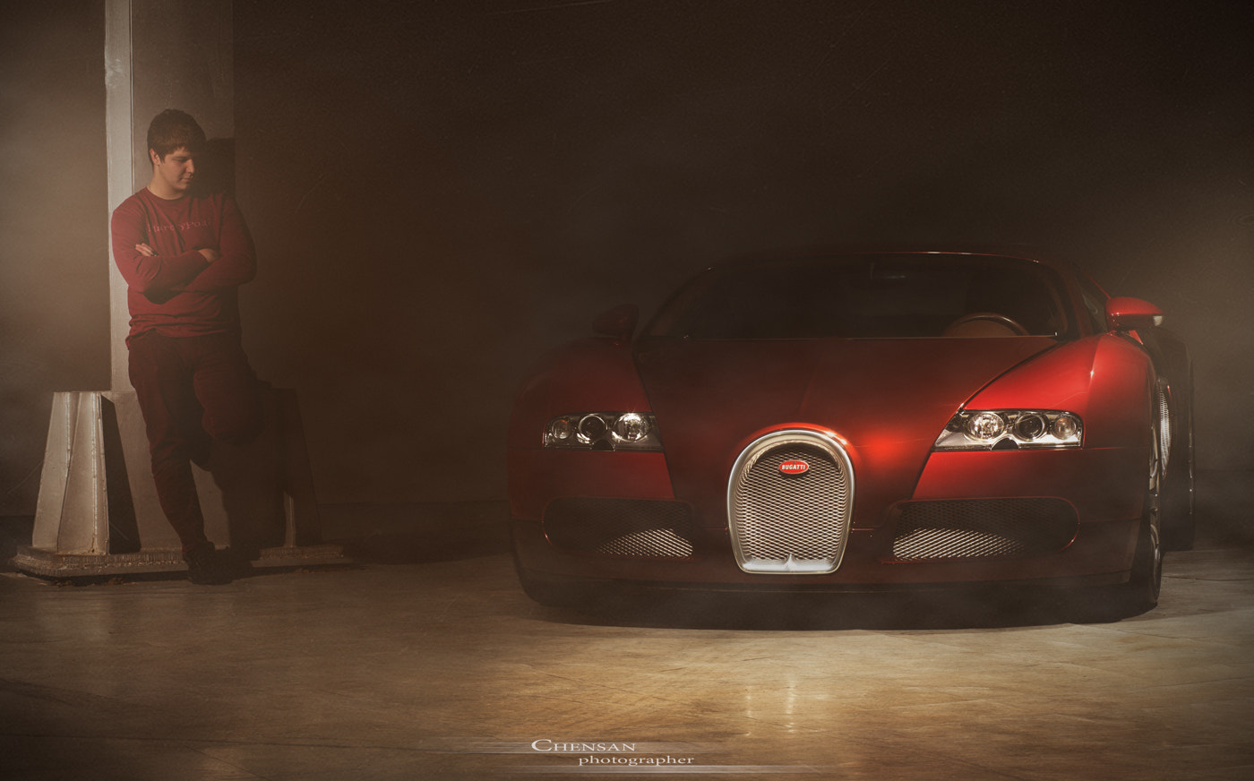 Photograph  Сhensan photographer & Rabid record .Bugatti Veyron 16.4 Special Edition .by Chensan by  Chensan on 500px