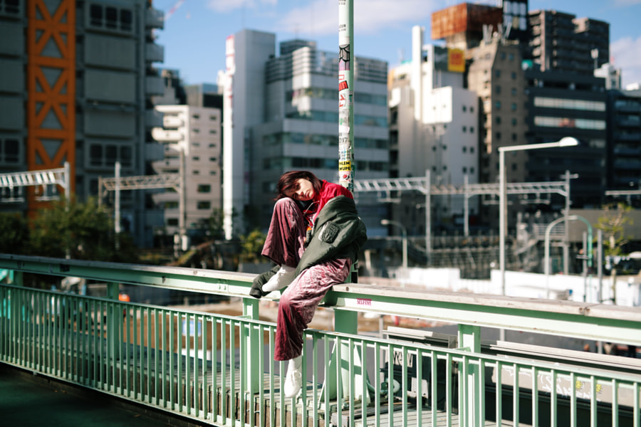 Shibuya by Gyo Terauchi