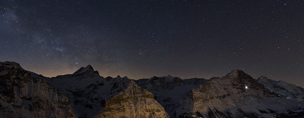Photograph Bernese Alps by Gilles Monney on 500px
