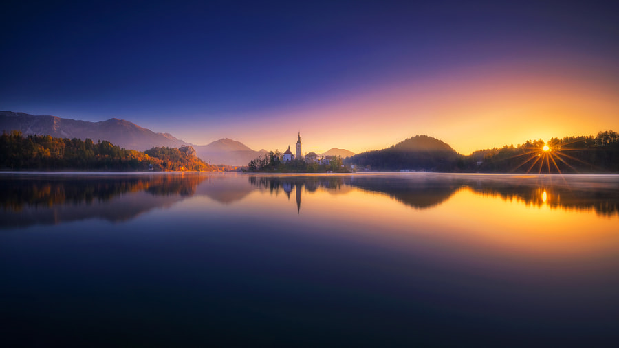 bled in the morning by roblfc1892 roberto pavic