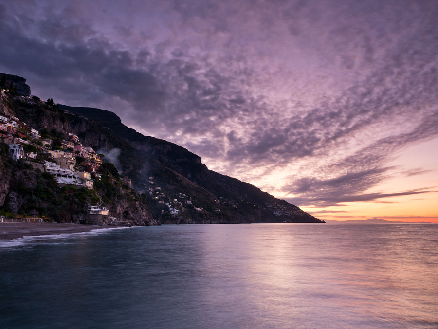 Positano Sunrise by Des Paroz on 500px.com