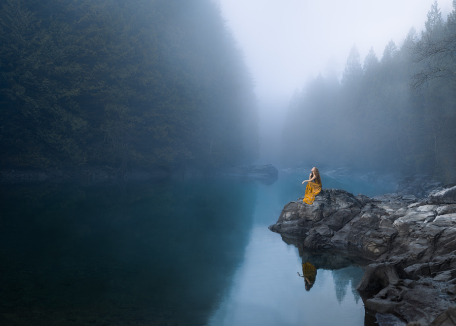The Sweetness of Serenity by Lizzy Gadd